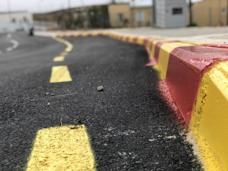 סימון לכבישים וחניונים הינה עבודה למקצוענים בלבד
